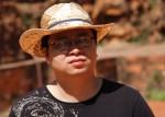 Nhà văn Nguyễn Đình Tú.