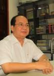 Giáo sư Hoàng Quang Thuận.