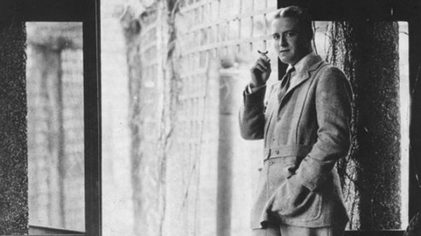 Đại văn hào Fitzgerald năm 1936 - Ảnh: Le Figaro