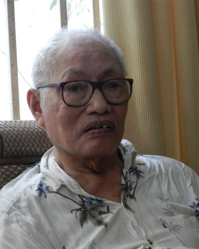 Nhà văn Văn Hồng