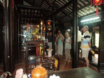 Nét xưa ở làng cổ Phú Vinh (Khánh Hòa)