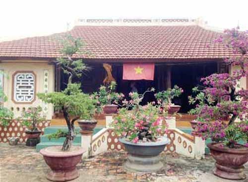 Nhà cổ trên đảo Lý Sơn, Quảng Ngãi